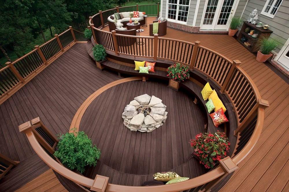 эксклюзивные скамейки для сада