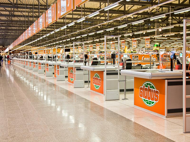 антикражное оборудование для супермаркетов