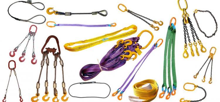 Цепные и канатные стропы: сфера применения и особенности конструкции