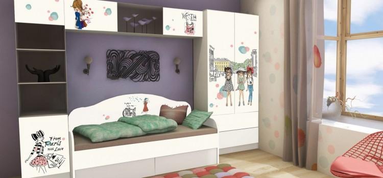 Детская мебель: секреты правильного оформления комнаты для мальчиков и девочек
