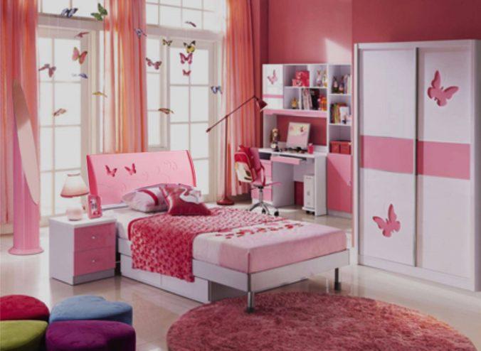Дизайн дитячої спальні