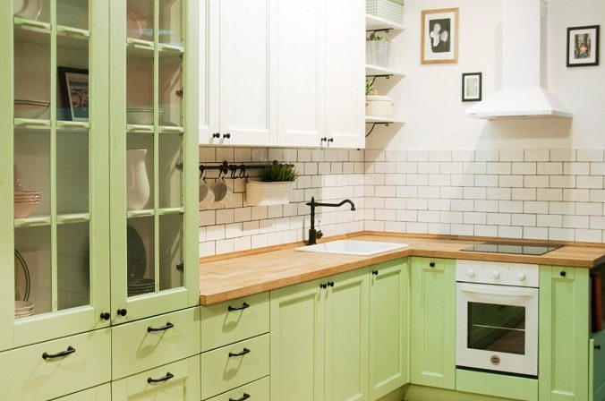 Дизайн кухні 5 кв м