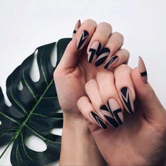 Дизайн довгих нігтів (67 фото): ідеї манікюру 2021, особливості дизайну та поради щодо оформлення