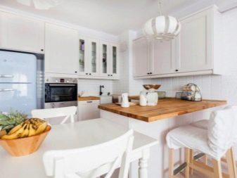 Кухня-вітальня 15 кв. м (65 фото): особливості планування та дизайну кухні-вітальні з диваном площею 15 квадратів, варіанти зонування їдальні зони