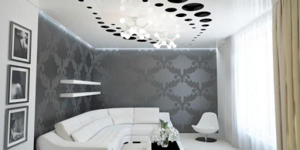 Основные плюсы натяжных потолков в Вышгороде