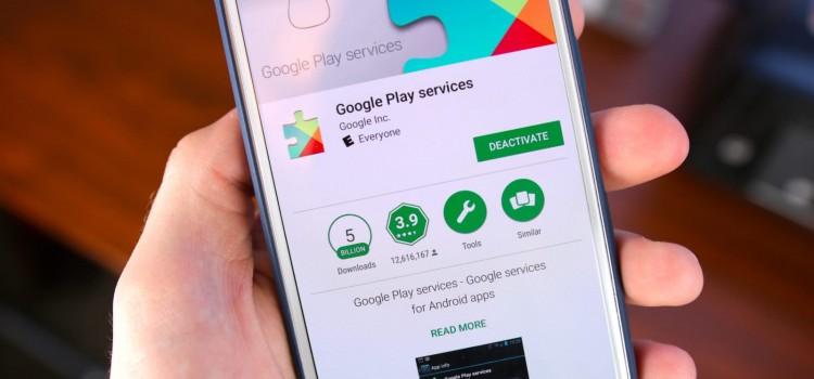 Додатки Google стануть платними для виробників смартфонів