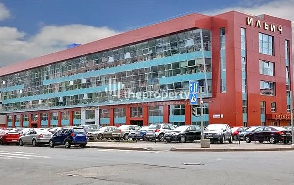 БЦ «Ілліч»: відмінне місце для плідної роботи