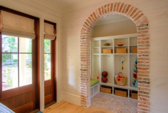 Как оформить дверной проем без дверей: фото вариантов
