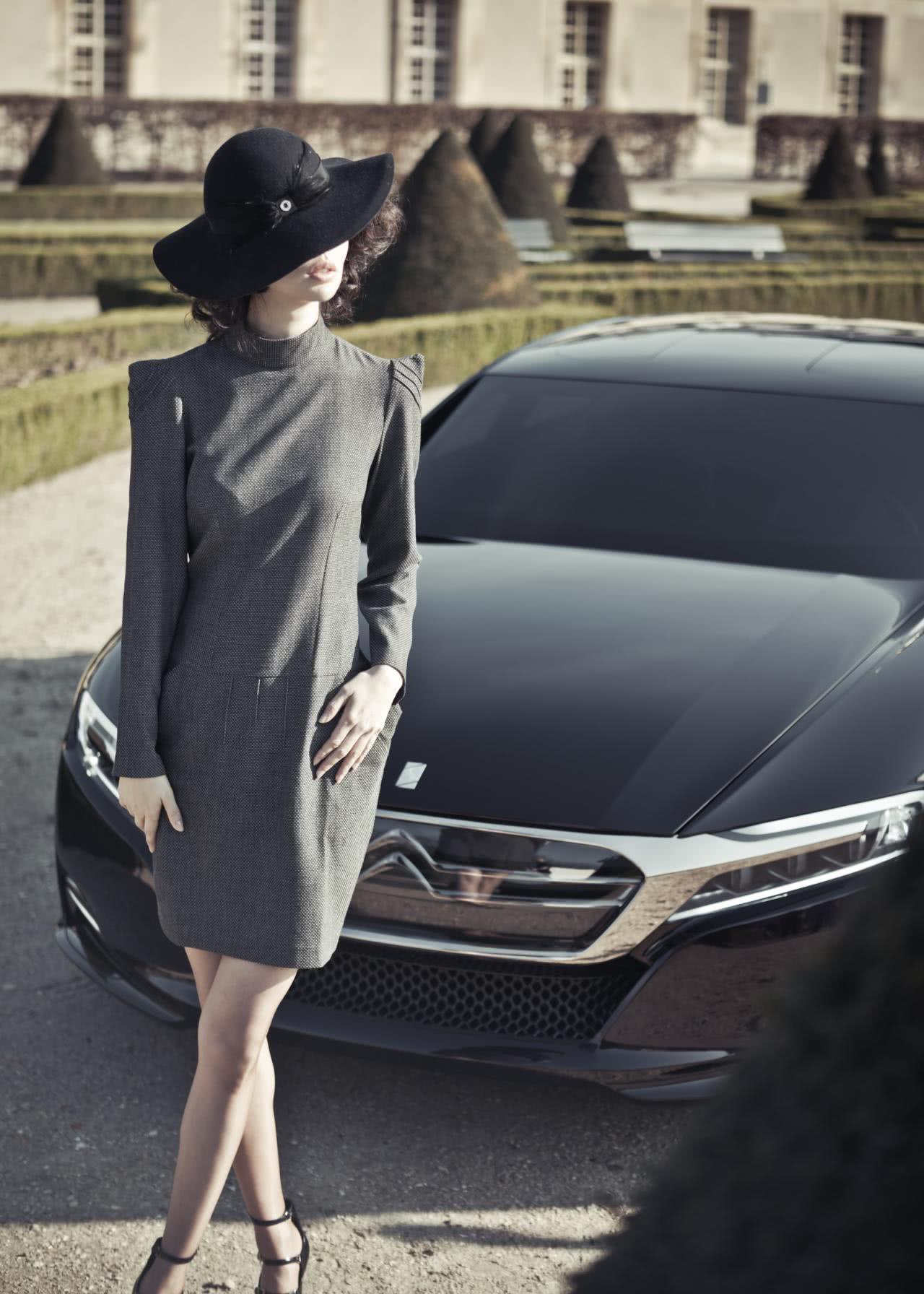 Рассекречен новый Citroen – самый роскошный и дорогой