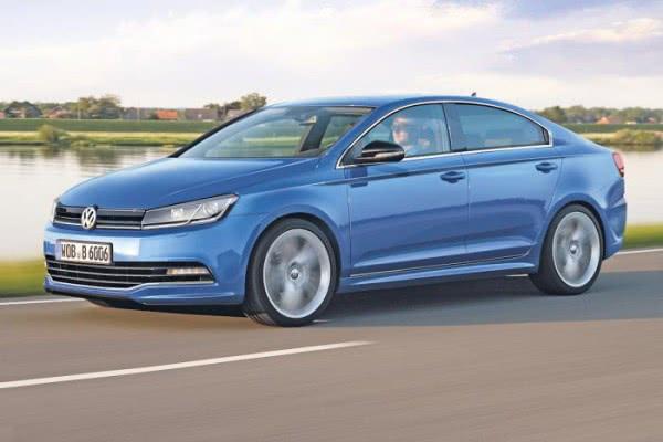 Volkswagen готовит два лифтбека – доступный и дорогой